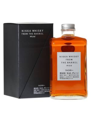 Nikka From The Barrel (0,5 l, 51,4%)