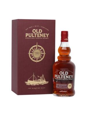 Old Pulteney 1983 (0,7 l, 46%)