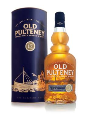Old Pulteney 17 éves (0,7 l, 46%)