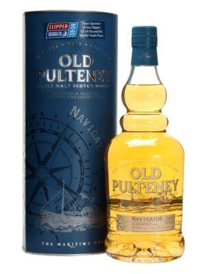 Old Pulteney Navigator (0,7 l, 46%)