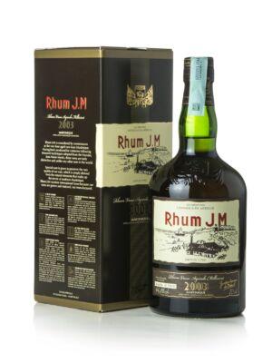 Rum JM Vintage 2003 (0,7 l, 44,8%)