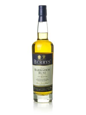 Rum Barbados 10 éves BB&R (0,7 l, 46%)