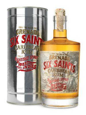 Rum Six Saints (0,7 l, 41,7%)