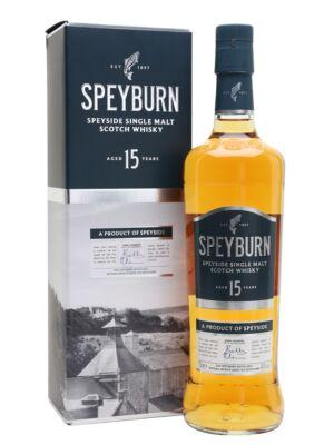 Speyburn 15 éves (0,7 l, 46%)