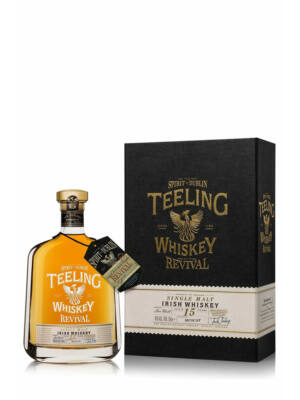 Teeling Revival 15 éves 4th Edition Ex-Muscat Cask (0,7 l, 46%)
