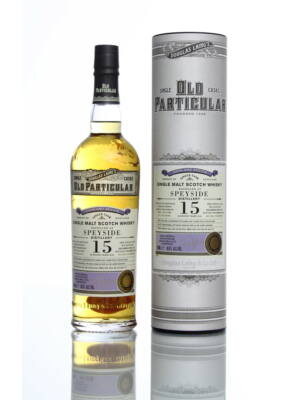 The Speyside 15 éves Old Particular (0,7 l, 48,4%)