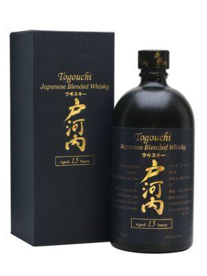 Togouchi 15 éves (0,7 l, 43,8%)