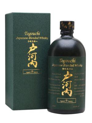 Togouchi 9 éves (0,7 l, 40%)