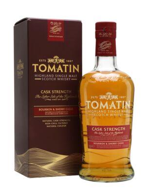 Tomatin Cask Strength (0,7L 57,5%)