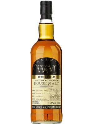 Wilson&Morgan House Malt (0,7 l, 43%)