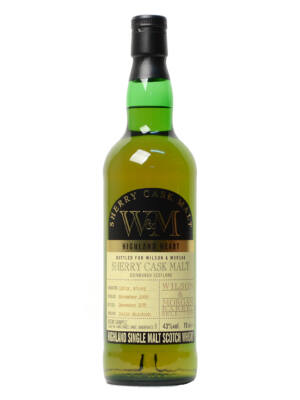 Wilson&Morgan Sherry Cask Single Highland Malt (0,7 l, 43%)