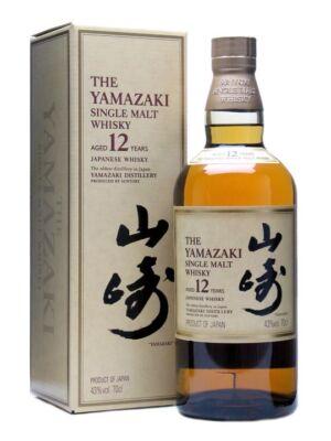 Yamazaki 12 éves (0,7 l, 43%)