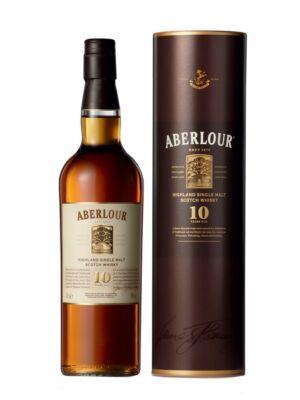 Aberlour 10 éves (0,7 l, 40%)