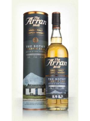 Arran Quarter Cask - The Bothy Batch 3. (0,7 l, 53,2%)