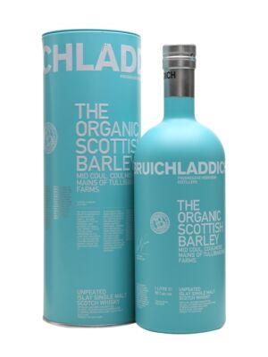Bruichladdich Organic Scottish Barley (1 l, 50%)