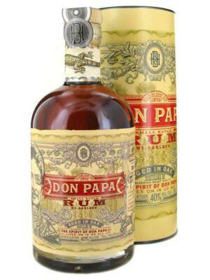Rum Don Papa (0,7 l, 40%)