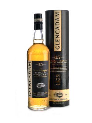 Glencadam 15 éves (1l, 46%)