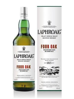Laphroaig Four Oak (1,0 l, 40%)