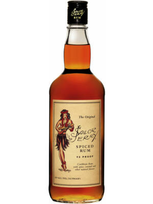 Rum Sailor Jerry Spiced (0,7 l, 40%)