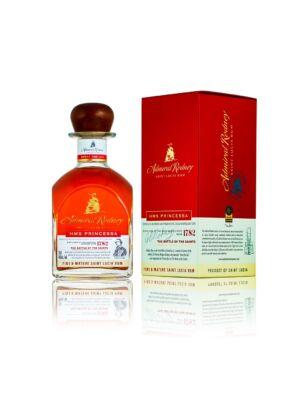 Rum Admiral Rodney HMS Princessa (0,7 l, 40%)