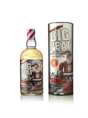 Big Peat Karácsonyi kiadás 2018 (0,7 l, 53,9%)