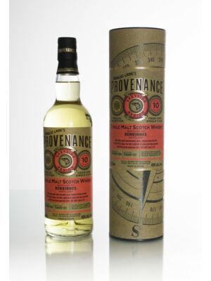 Benrinnes 10 éves Provenance (0,7 l, 46%)