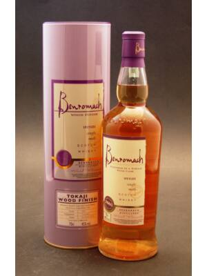 Benromach 2005 Single Cask Tokaji Finish (0,7 l, 45%)