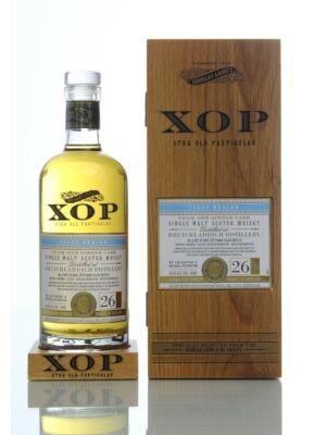 Bruichladdich 26 éves XOP (0,7 l, 48%)