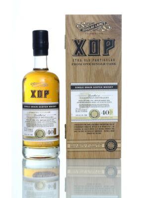 Caledonian 40 éves XOP (0,7 l, 54,9%)