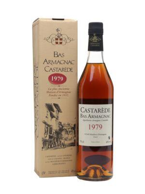 Armagnac Castarede 1979 (0,7 l, 40%)