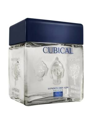 Gin Cubical Premium London Dry (0,7 l, 40%)