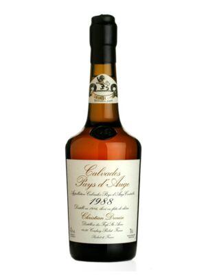 Calvados Christian Drouin 1988 (0,7 l, 42%)