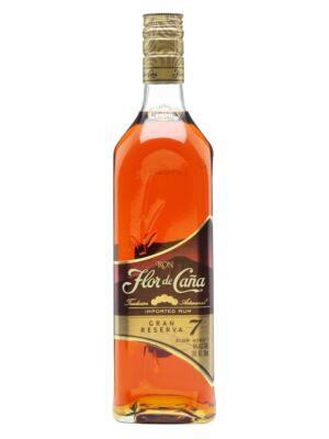 Rum Flor de Cana 7 év (0,7 l, 40%)