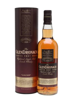 Glendronach Peated Port Wood (0,7 l, 46%)