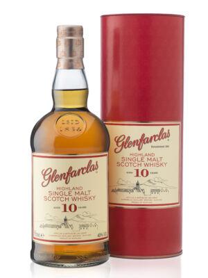 Glenfarclas 10 éves (0,7 l, 40%)