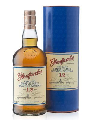 Glenfarclas 12 éves (0,7 l, 43%)