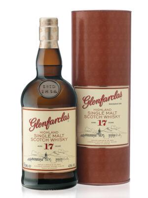 Glenfarclas 17 éves (0,7 l, 43%)