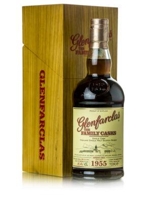 Glenfarclas Family Cask 1955 (0,7 l, 45,4%)