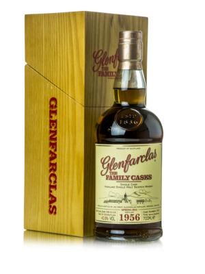 Glenfarclas Family Cask 1956 (0,7 l, 43,8%)