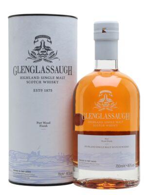 Glenglassaugh Port Wood Finish (0,7 l, 46%)
