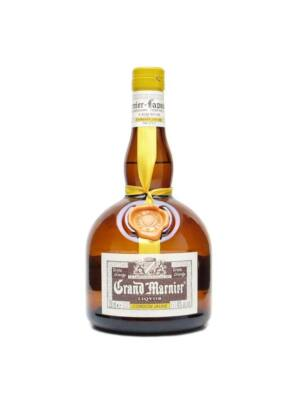 Grand Marnier Jaune - Sárga (0,7 l, 40%)