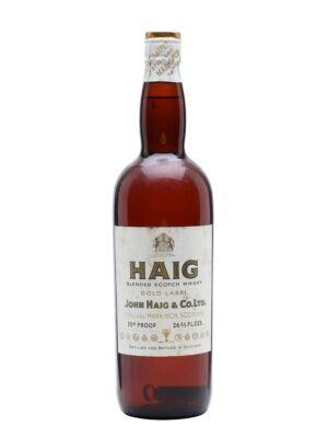 Haig Gold Label (0,7 l, 40%)