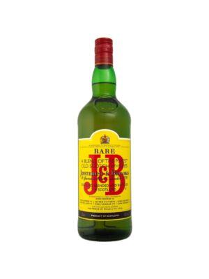 J&B (1,0 l, 40%)