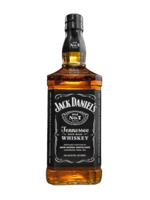 Jack Daniel's Black Label (1,0 l, 40%)