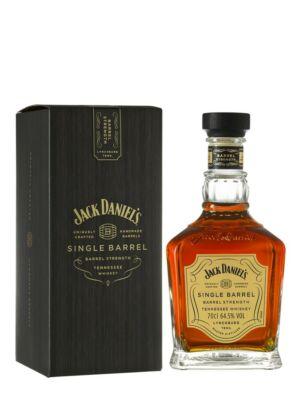 Jack Daniel's Single Barrel Strength No.18-2742 (0,7 l, 64,5%)