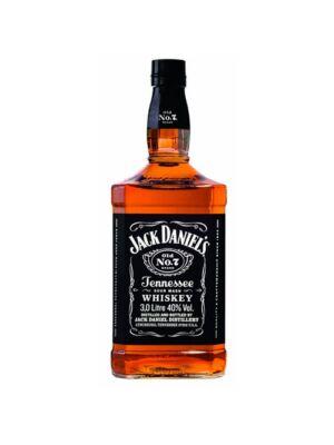 Jack Daniels Black Label (3,0 l, 40%)