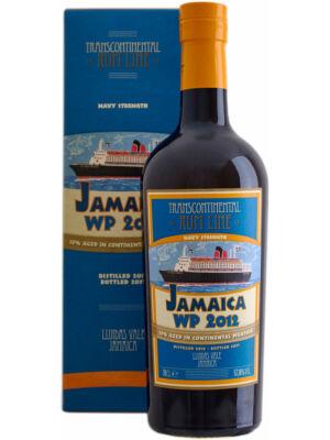 Rum Jamaica Transcontinental Rum Line WP 2012 Navy (0,7 l, 57,18%)