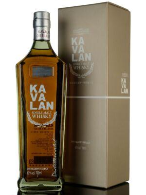 Kavalan Distillery Select (0,7 l, 40%)