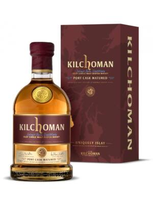 Kilchoman Port Cask 2nd Edition (0,7 l, 50%)