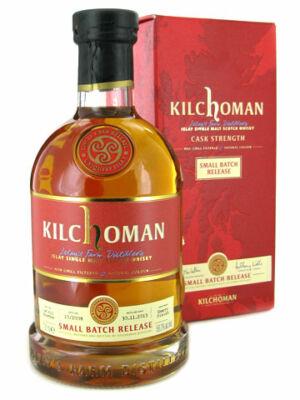 Kilchoman Small Batch 2012-2018 (0,7 l, 57,8%)
